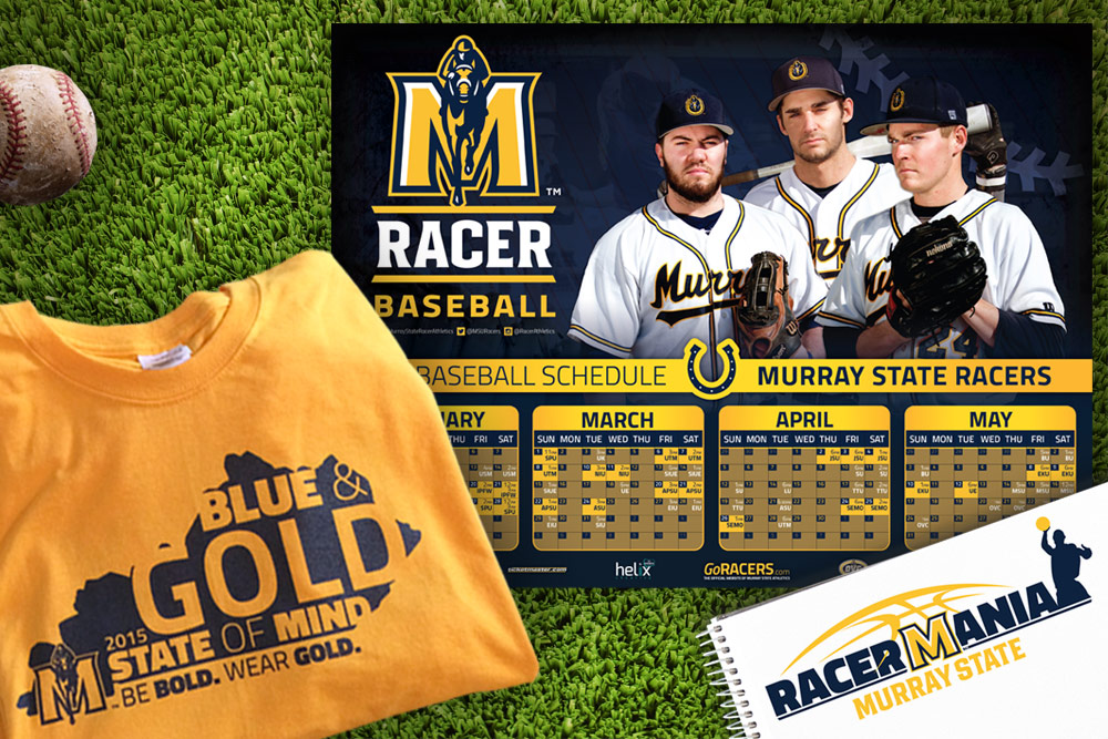 Murray State University Sports Marketing and Graphic Design