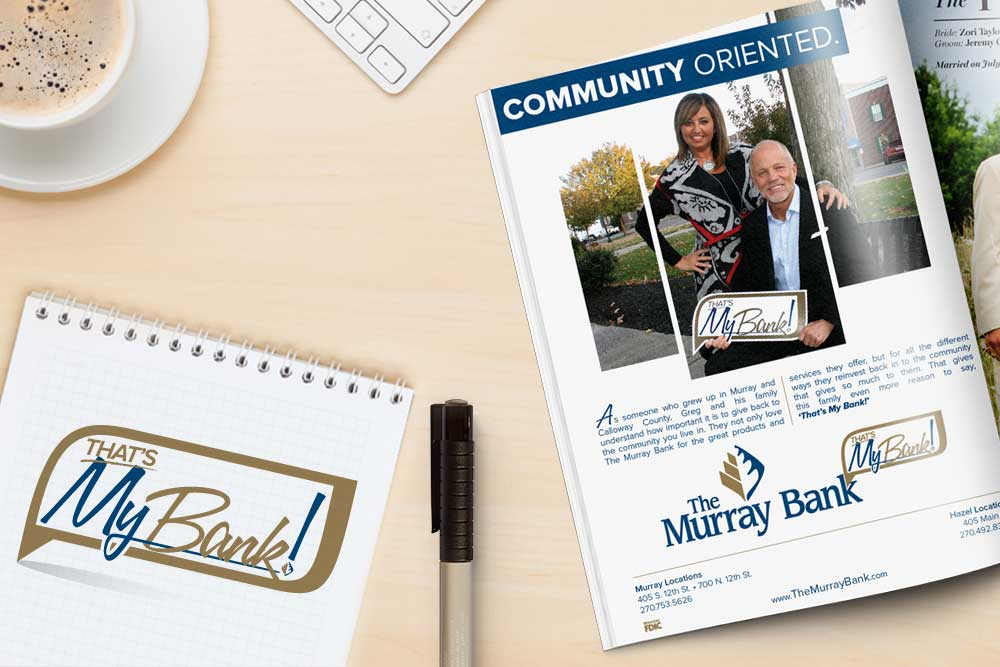 The Murray Bank Advertising Campaigns
