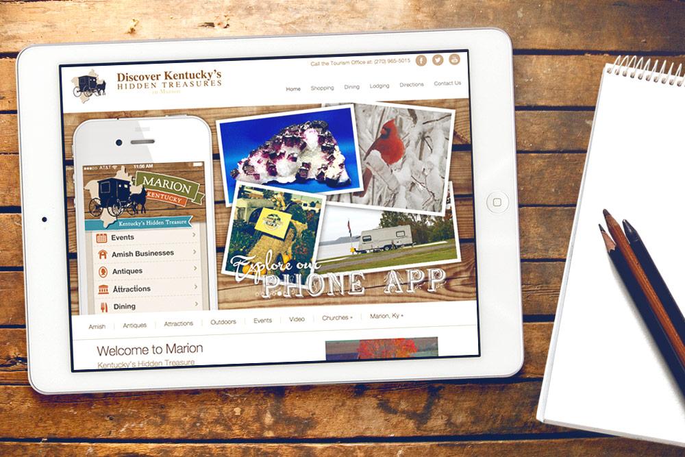 Graphic and Website Design & Development - Helix Creative Studio